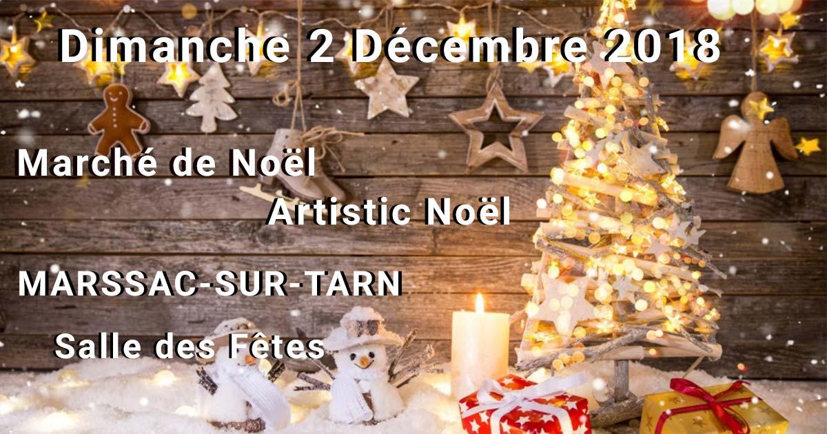 Read more about the article Marché de Noël – Artistic Noël 2018
