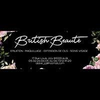 British Beauté est partenaire du loto de l'école de Marssac