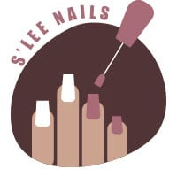 logo onglerie S' Lee Nails