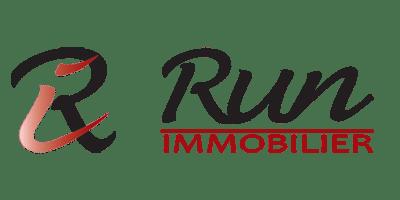 logo run immobilier
